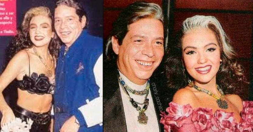 Thalía recuerda a Alfredo Díaz Ordaz su eterno amor  - Thalía recuerda a su eterno amor: Alfredo Díaz Ordaz