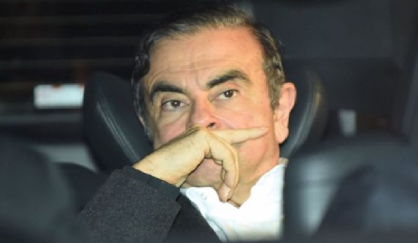 aaaaaaaaaaaaaaaa - Detienen en Japón al expresidente de Nissan Motor Company