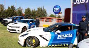 con autos de lujo policia combatira delincuencia 300x162 - Con autos de lujo combatirá Policía de Guanajuato a delincuencia
