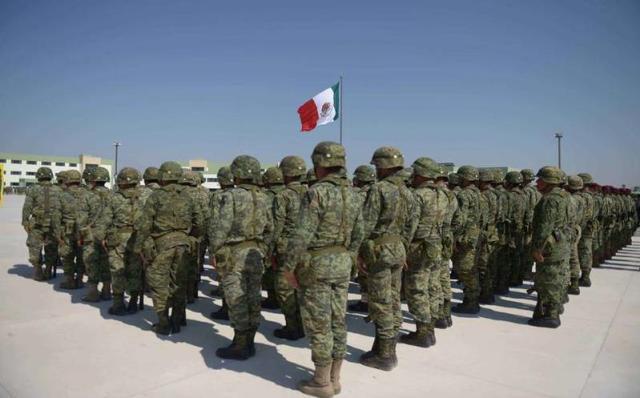 militar - México se transforma, fuerza armada no pueden tocar el pueblo