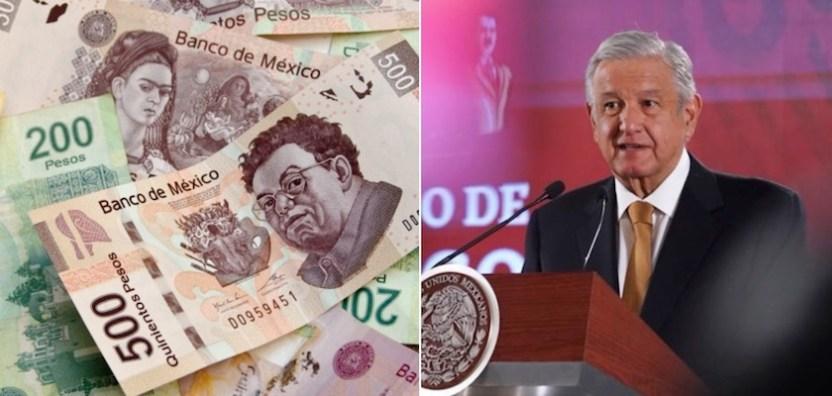 AMLO finanzas - Hay finanzas públicas sanas, la inversión extranjera aumentó 7%: AMLO