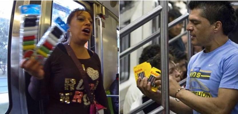 vagoneros metro - Vagoneros proponen limpiar instalaciones del Metro y piden becas