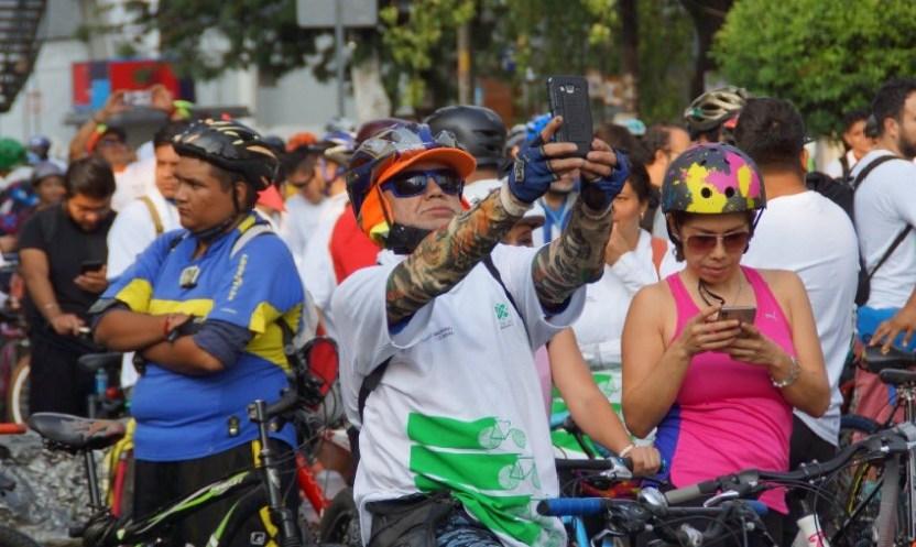Bicicleta - Celebran el Día Mundial de la Bicicleta con Gran Rodada
