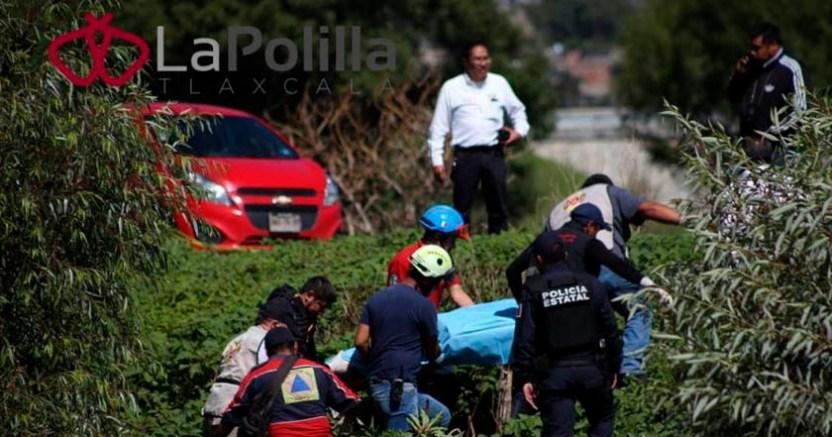 Imagen mujer  - Encuentran sin vida a mujer que cayó al río en Tlaxcala