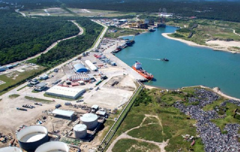 dosbocas - Numeralia de la refinería Dos Bocas