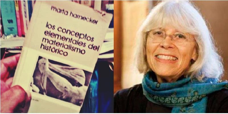 harnecker - Fallece Marta Harnecker leyenda de marxismo latinoamericano