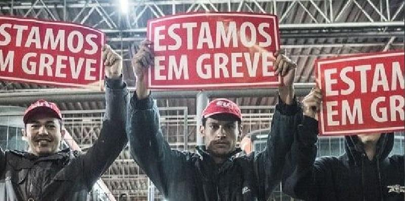 huelga - Huelga general vs derecha depredadora y corrupta