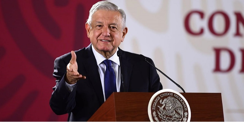0704 DISCURSOINGLES - Andrés Manuel Lopez Obrador's speech in the Zócalo, July 1, 2019