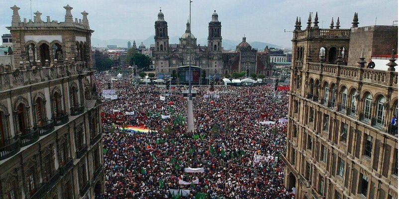 méxico - Construir la paz en México 'Esto apenas comienza': Epigmenio Ibarra