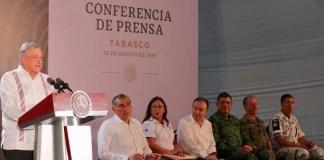 Balance en Tabasco: disminuye huachicol y delitos de bajo impacto