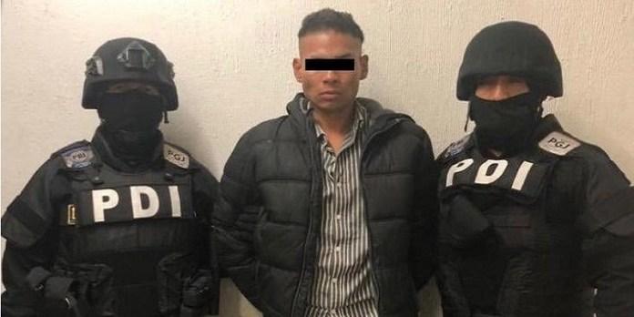 Detienen a Luis N., agresor de reportero agredido en marcha