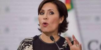 """Desconocido presentó amparo, defensa de Robles: """"estrategia sucia"""""""