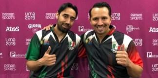 Tras prueba de dopaje, dupla mexicana se cuelga el bronce en boliche