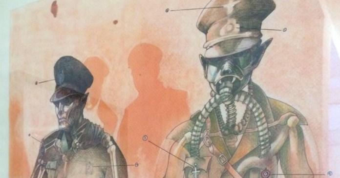 Gráfica Combativa, exhiben 78 piezas de Melecio Galván
