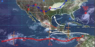 Se prevén lluvias puntuales intensas en Sinaloa y Nayarit, SMN
