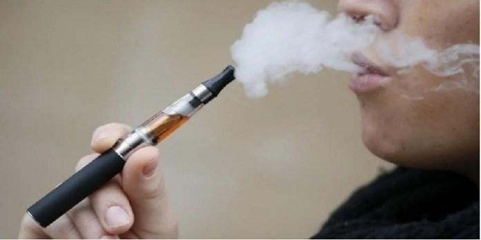 cigarrillo electrónico, peligro
