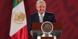 """AMLO: """"Nunca más represión en México, nunca más un 68"""""""