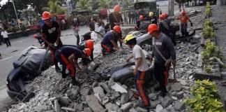 Sismo de 6.6 azota Filipinas, reportan 6 muertos y decenas de heridos
