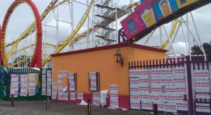 Revocan permiso de funcionamiento a la Feria de Chapultepec