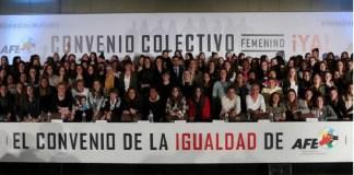 Futbolista españolas irán a huelga