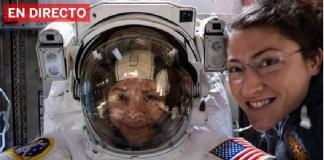 Mujeres astronautas