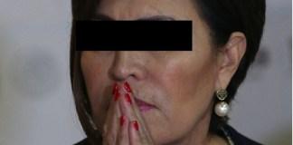 Rosario Robles continuará juicio en prisión