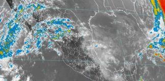 Frente frío 11 y baja presión provocan lluvias en el Golfo