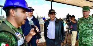 AMLO rehabilitación de aeropuerto de Toluca
