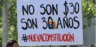 Chile, por Nueva Constitución