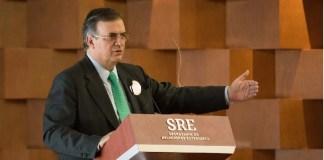 México, abierto al diálogo con EU
