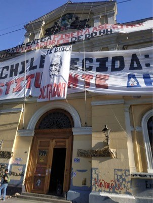 Chile se moviliza