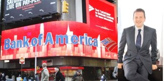 Bankof America apoya México