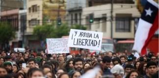 Chile: Presos políticos en huelga de hambre