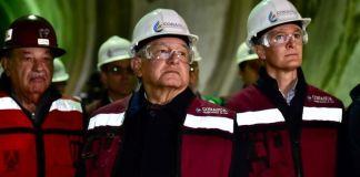 Túnel Emisor Oriente representa continuidad y cambio: AMLO
