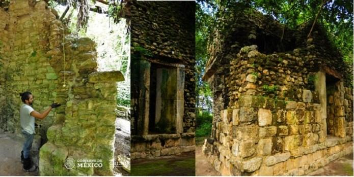 Confirman palacio maya en zona arqueológica de Kulubá, Yucatán