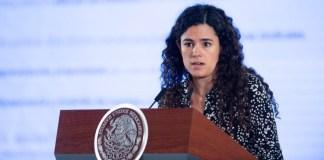 Alcalde, María Luisa, titular del trabajo en México