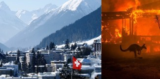 Davos, reunión 2020