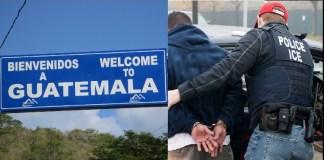 EU podrá enviar migrantes mexicanos a Guatemala