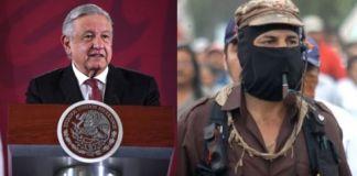 AMLO al EZLN: Tren Maya no afectará a comunidades indígenas