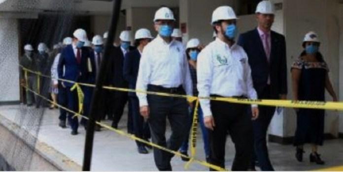 Hospital Zaragoza, reconstruir afectaciones de sismo 19s