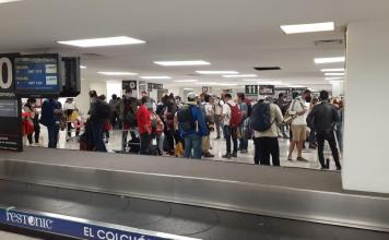 mexicanos provenientes de Perú