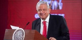 AMLO apoya consulta sobre el agua en Mexicali