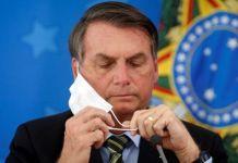 Bolsonaro pide 'volver a la normalidad', llama 'gripita' a Covid-19