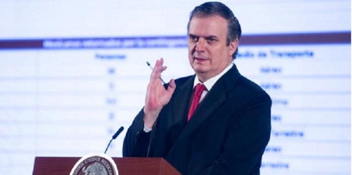 Covid: coordinación México - Estados Unidos