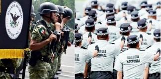 AMLO: Guardia Nacional entregará pensión de Bienestar