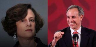 Denise Dresser asegura que datos de López- Gatell no son realistas