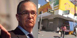 Empleados de Salinas Pliego no paran a pesar de Covid