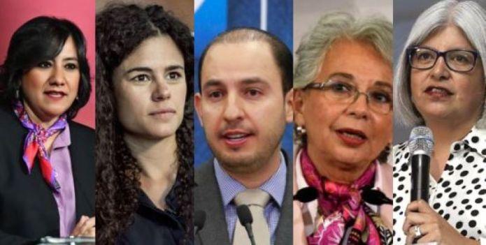 Marko Cortés critica el trabajo de funcionarias de la Cuarta Transformación