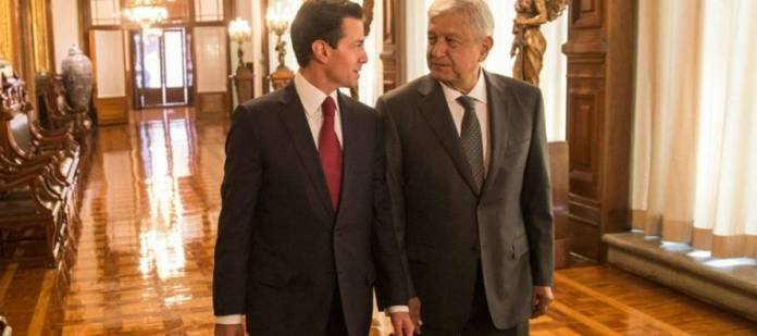 López Obrador ordena investigar la asignación de contratos públicos a una empresa de la familia Peña Nieto