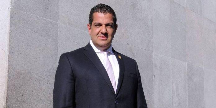 Ricardo Peralta, subsecretario de Segob, da positivo a Covid-19